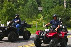 SVTR at the Guilford VT 250 Parade