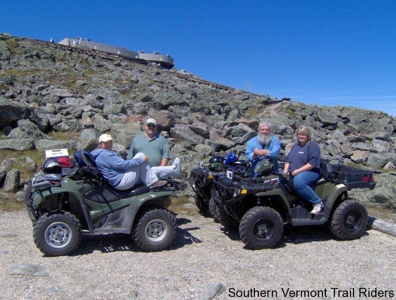 Image from Mt Washington Ride, 2011