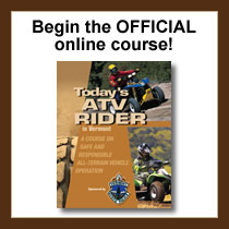 Vermont Online ATV Safety Course